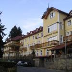 Hotel Pictures: Lázeňský léčebný dům Praha, Luhačovice