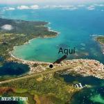 Zukhasana, Bocas Town
