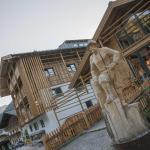 Hotellikuvia: Atelier Garni Astei, Grossarl