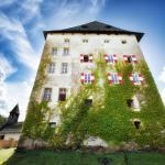酒店图片: Hotel Schloss Moosburg, 莫斯堡