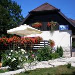 Villa Lykos,  Jezerce