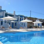 White Blue Houses & Apartments Paros, Parikia