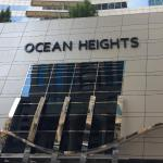 Espace Holiday Homes- Ocean Heights 51, Dubai