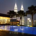 Vipod Roof Top Pool KLCC, Kuala Lumpur