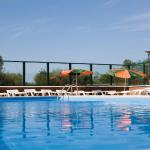 Hotel Pictures: Camping Les Garennes, Rang-du-Fliers