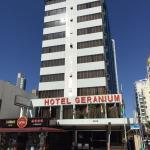 Hotel Geranium,  Balneário Camboriú