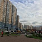 Apartments on Ulitsa Kollontay, Saint Petersburg