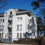 Villa Marfa - Ferienwohnung Niedersachsen, Bansin