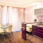 Apartments on Aviatorov,  Krasnoyarsk