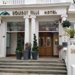 Add review - Holiday Villa Hotel