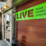 Live Hostel, Yekaterinburg