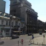 Victoria Poshtel Studio, Bucharest
