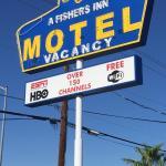 A Fisher's Inn Motel, Las Vegas