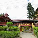 Teak Wood Hotel, Nyaung Shwe