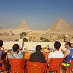 Mena Inn Pyramids,  Cairo