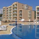 Bulgarienhus Semiramida Garden Apartments,  Sunny Beach
