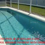 Tania & Eddie's Pool Villa, Davenport