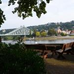Ferienwohnung an der Elbe, Dresden
