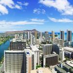 41st Floor Studio Loft, Honolulu
