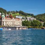 Hotel Pictures: Palace Luzern, Luzern