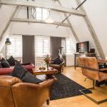 Atelierwohnung im Altstadthaus, Lübeck