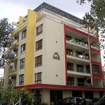 Aven House Apartments, Sunny Beach
