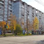 Apartment on Obvodnyi Kanal 72, Arkhangelsk