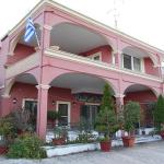 Villa Kefalomantouko, Korfu
