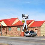 Central Motel, Great Falls