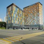 Salt City Moscow Apartment, Moscow