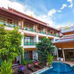 Sirilanna Hotel,  Chiang Mai