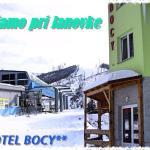 Hotel Bocy, Oščadnica