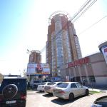 Apartment on Volochaevskaya 107, Khabarovsk