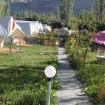 Saser Camp, Leh