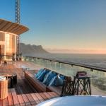 Ocean View Penthouse, Strand