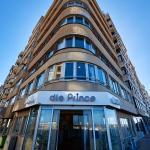 Fotografie hotelů: Hotel Die Prince, Ostende
