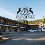 Radium Park Lodge, Radium Hot Springs
