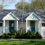 Victorian Seasons Cottages, East Marion