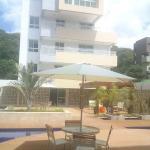 Apartamento beira mar 2 quartos Jardins do Atlântico,  João Pessoa