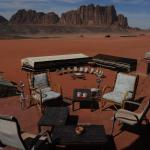 Khaled's Camp, Wadi Rum