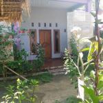Lavender bungalow, Gili Trawangan