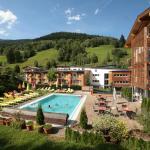 Hotel Der Waldhof, Zell am See