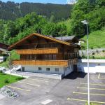 Apartment Adagio DG links - GriwaRent AG, Grindelwald
