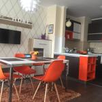 Orange Apartment in Royal City Complex, Plovdiv