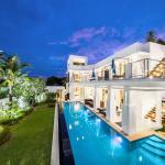 Vip Villas Pattaya Hollywood Jomtien Beach, Jomtien Beach