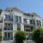 Villa Paula Wohnung 01 - Findling,  Ostseebad Sellin