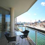 Dock view apartment, Cape Town