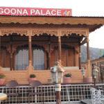 Houseboat Goonapalace,  Srinagar