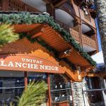 Hotel Club Blanche Neige, Courchevel
