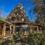 Huilo Huilo Montaña Mágica Lodge, Huilo Huilo